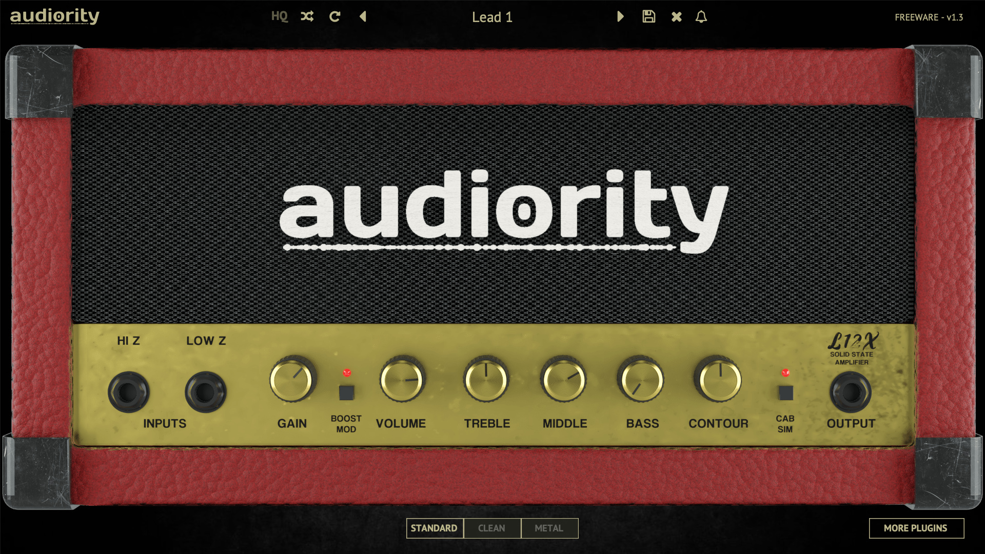 Image result for audiority l12x