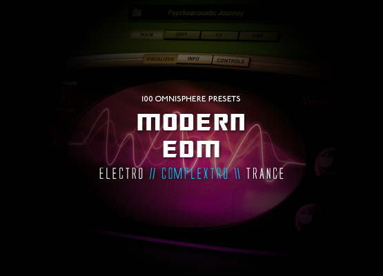 Omnisphere Modern EDM