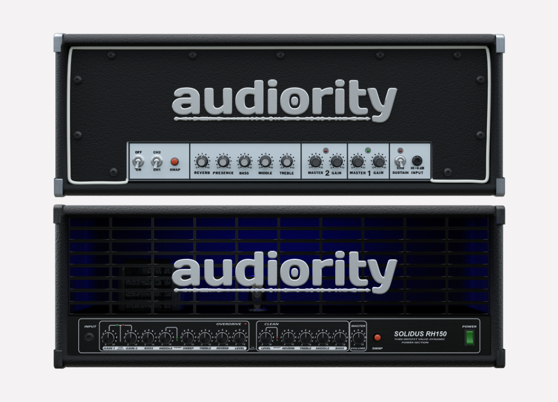 Solidus Randy 250 - Solid State Amplifiers Plugin - Audiority